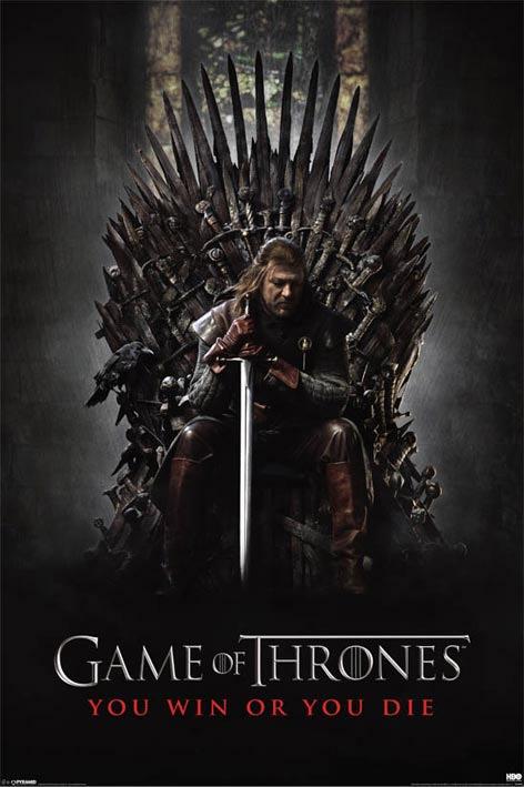 Resultado de imagen para juego de tronos poster
