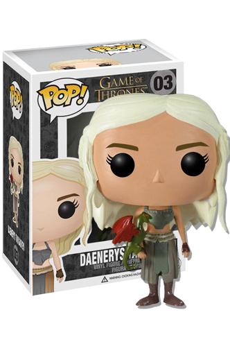 Juego De Tronos Pop Daenerys Targaryen Universo Funko