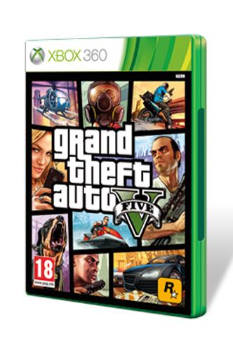 Grand Theft Auto V Xbox 360 Universo Funko Planeta De Comics