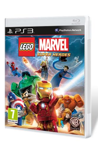 Lego Marvel Superheroes Ps3 Universo Funko Planeta De Comics