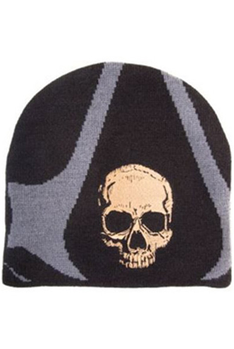 Assassin S Creed Iv Black Flag Beanie Skull Logo Funko Universe