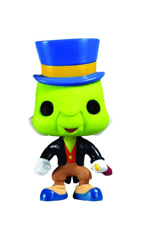Disney Pop Pinocchio Jiminy Cricket Funko Universe
