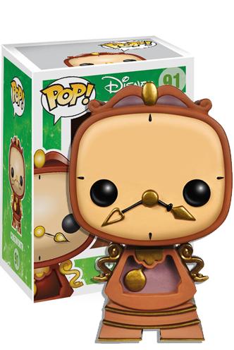 Pop! Disney: Cogsworth