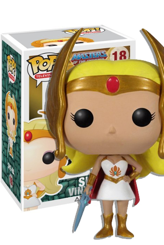 Pop Mattel She Ra Masters Of The Universe Funko