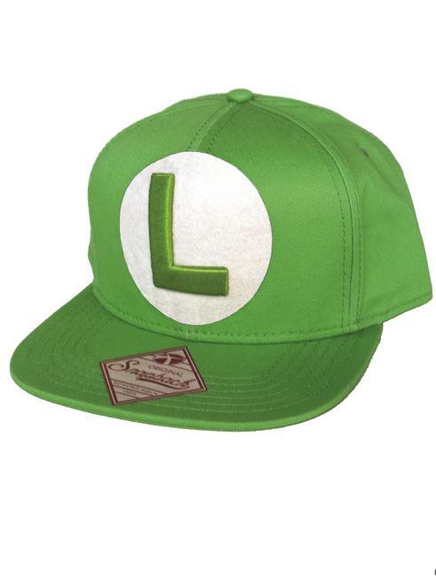 Gorra Nintendo - Super Mario - LOGO