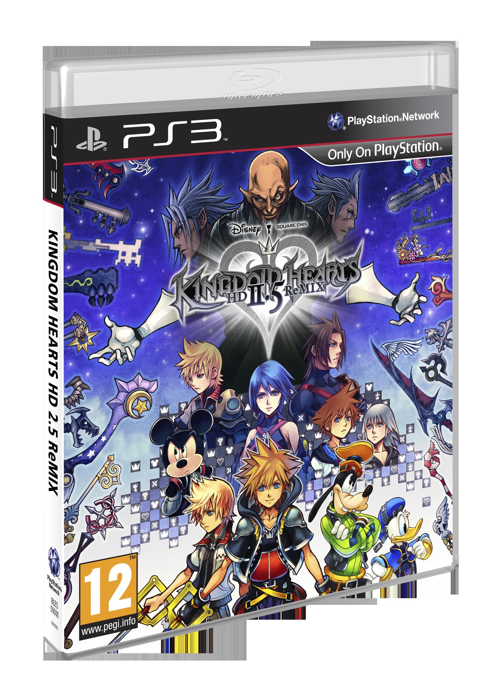 Kingdom Hearts Hd Ii 5 Remix Universo Funko Planeta De Comics