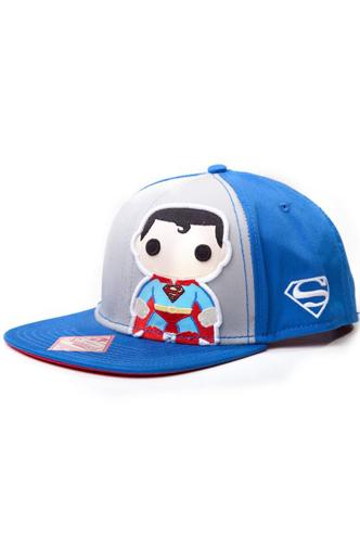 Gorra - Superman POP!  ac105e74898