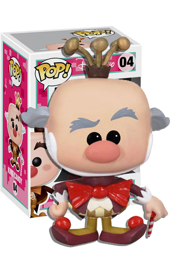 Pop Disney Wreck It Ralph King Candy Funko Universe