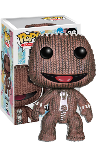 pop games little big planet sackboy funko universe planet of
