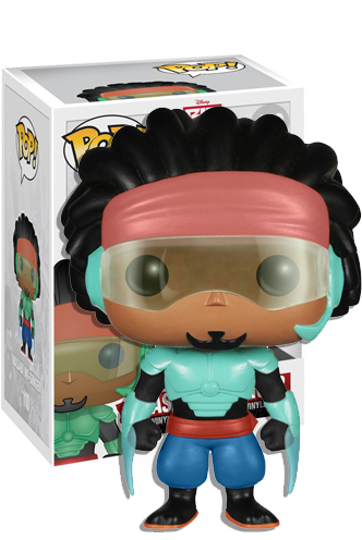POP! Disney: Big Hero 6: Wasabi No Ginger   Funko Universe