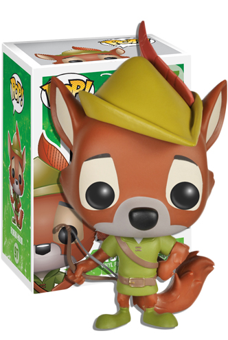 Pop Disney Robin Hood Robin Hood Funko Universe