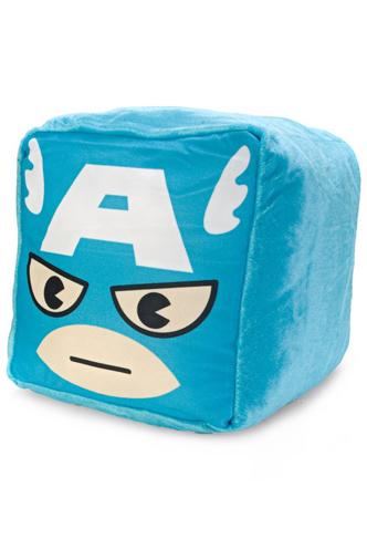 Cubo Marvel Kawaii Art Collection Capitan America Universo