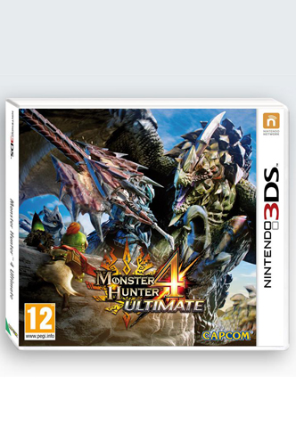 monster hunter spiele