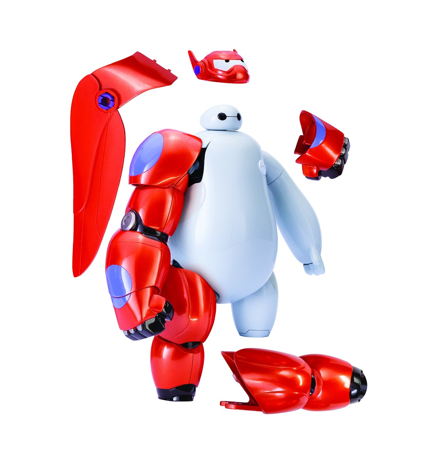 Big Hero 6 Armor Up Baymax Action Figure Funko Universe Planet Of Comics Games And Collecting