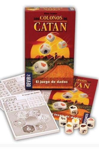 Catan juego de dados universo funko planeta de c mics mangas juegos de mesa y el - Catan juego de mesa ...