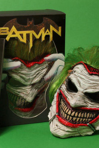 r plica m scara de joker batman death of the family