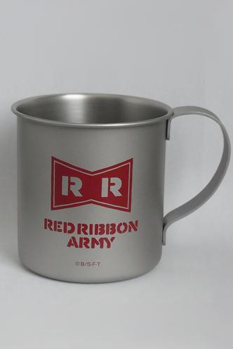 Dragon Ball Kai Red Ribbon Army stainless steel mug cup  e9932af52b1f