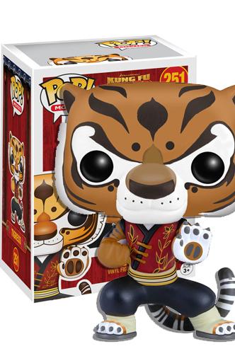 Pop Movies Kung Fu Panda Tigress Funko Universe Planet Of