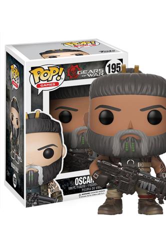 FUNKO POP GAMES Gears Of War Oscar