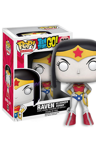 0a2bd551cf3 Pop! TV  Teen Titans Go! - Raven Wonder Woman