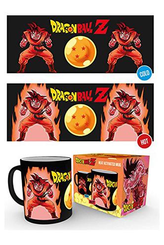 Dragonball Z Taza Sensitiva Al Calor Super Saiyan Universo Funko