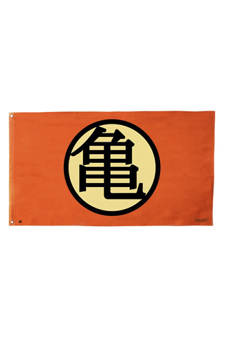 Dragon Ball Flag Kame Symbol Funko Universe Planet Of Comics