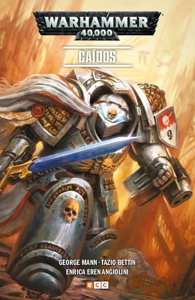 Warhammer 40 000 Caidos Universo Funko Planeta De Comics Mangas