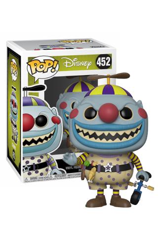 Nightmare Before Christmas Clown.Pop Disney Nightmare Before Christmas Clown Funko