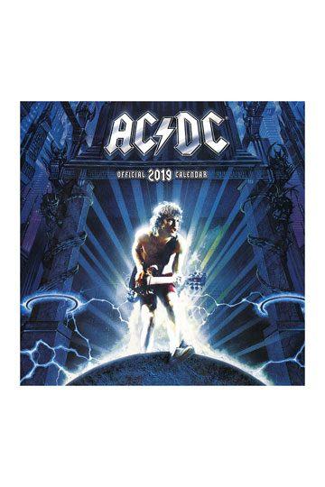 AC/DC Calendar 2019 | Funko Universe, Planet of comics ...