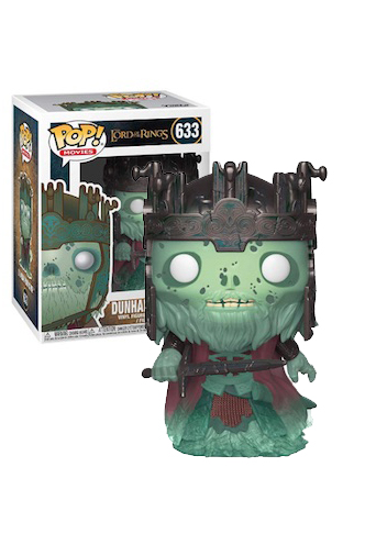 Funko Lord Of The Rings POP Dunharrow King Vinyl Figure NEW In Stock Movies