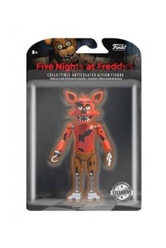"""Action /& Toy Figures Funko Five Nights At Freddy/'s Articulated Foxy Figure 5/"""""""