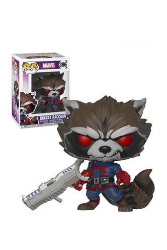 Pop! Marvel: Guardians of the Galaxy Comic - Rocket Raccoon