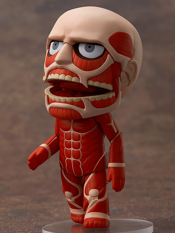 Attack On Titan Colossal Titan Nendoroid Funko Universe Planet Of Comics Games And Collecting