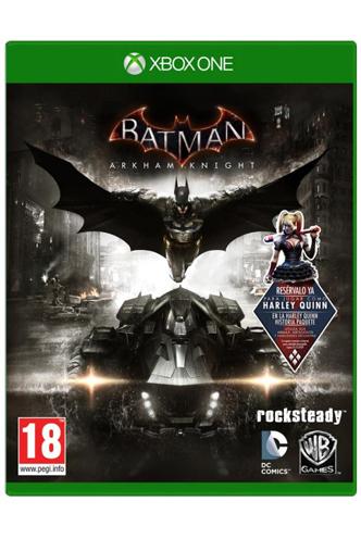 Batman Arkham Knight Xbox One Universo Funko Planeta De Comics