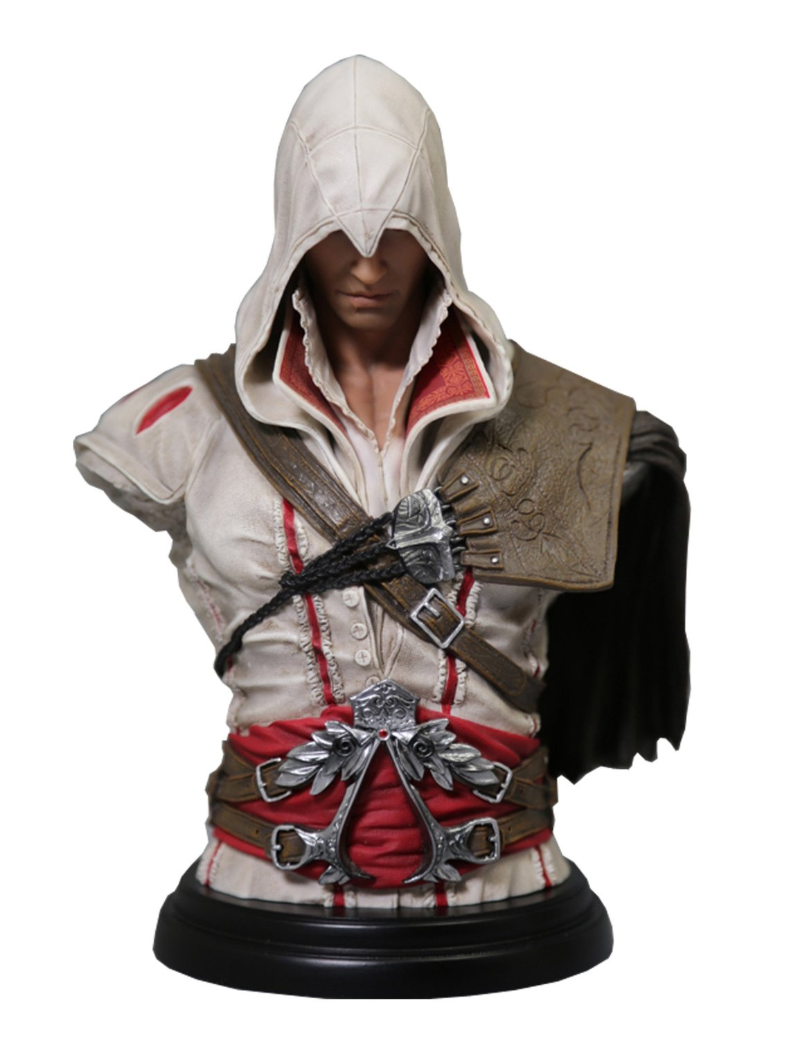 assassins creed bust legacy collection ezio auditore