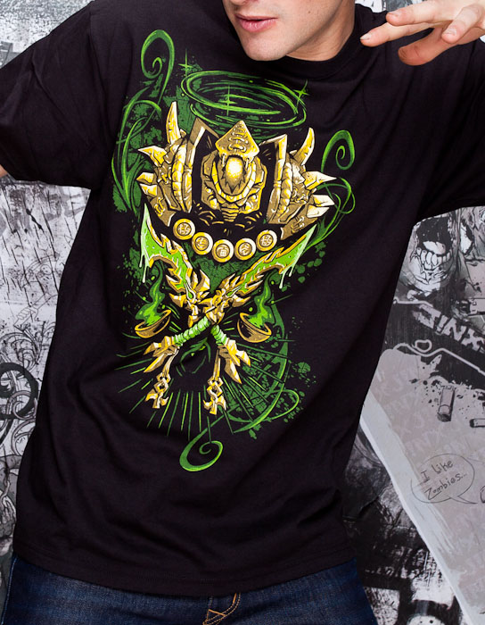0e7fb858a T-SHIRT - World of Warcraft - ROGUE | Funko Universe, Planet of comics,  games and collecting.