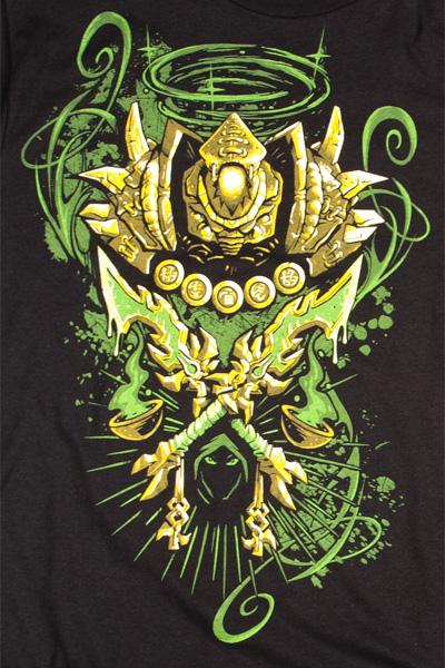 4a28e438e T-SHIRT - World of Warcraft - ROGUE | Funko Universe, Planet of ...