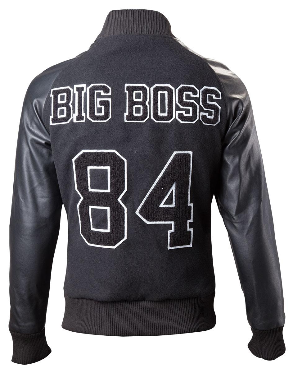 Metal Gear Solid V Big Boss 1984 Varsity Jacket Funko