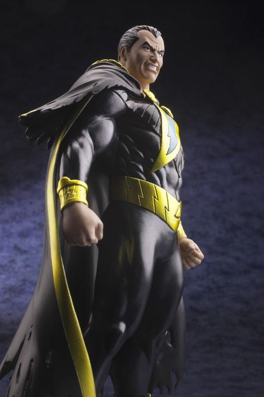 New 52 DC Comics Black Adam ArtFX Statue