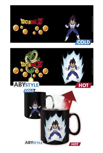 Heat Dragon VegetaFunko Ball Mug Change Universe TPkZXiwulO