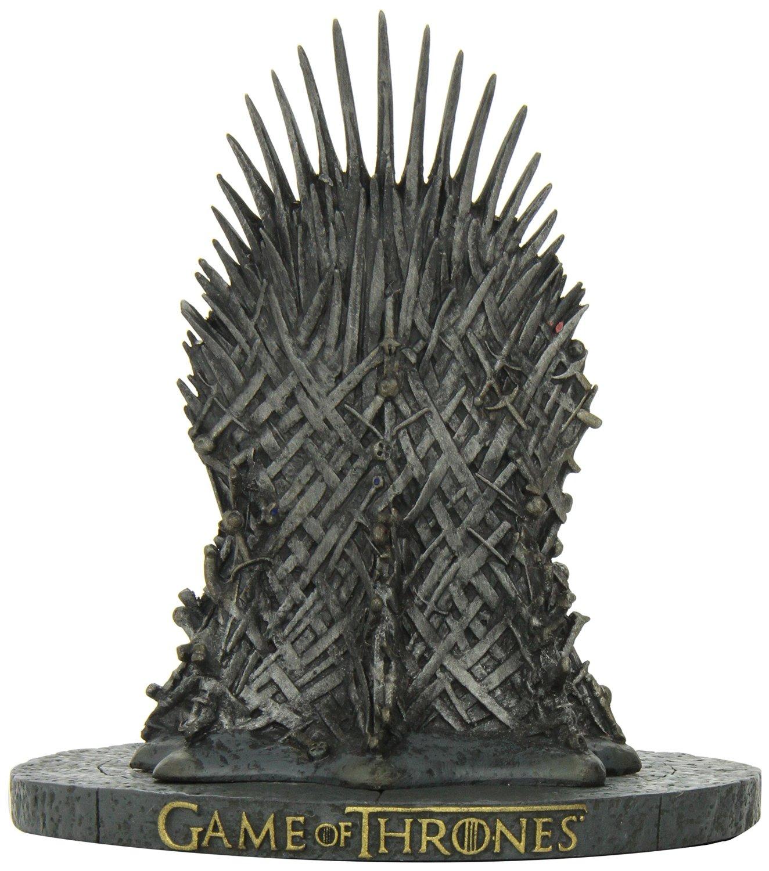Estatua juego de tronos trono de hierro 18cm for Decoracion juego de tronos