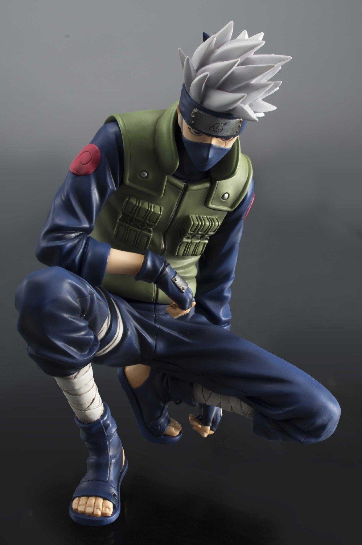 """Estatua - Naruto Shippuden """"Hatake Kakashi"""" V2 14cm ..."""