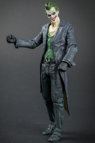 "Figure - Batman: Arkham Origins Serie 1 ""The Joker ..."