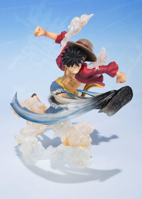Figure - Figuarts ZERO Monkey D. Luffy -Gomu Gomu no Hawk Whip ... fb0c566edda
