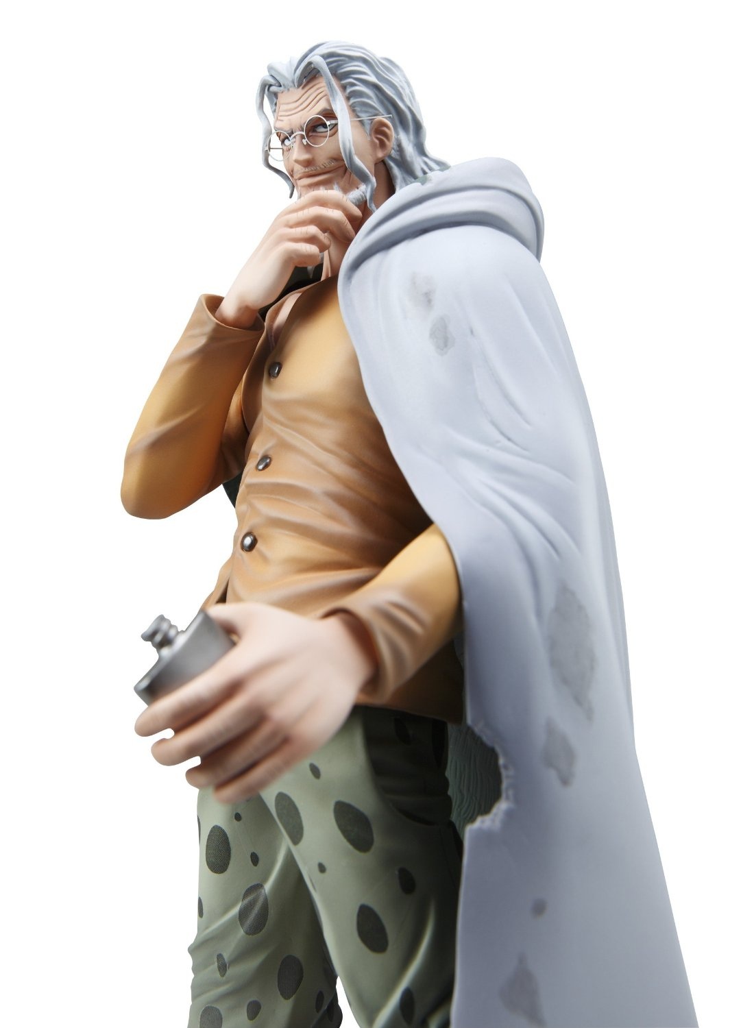 figure p o p dx one piece silvers rayleigh 24cm funko