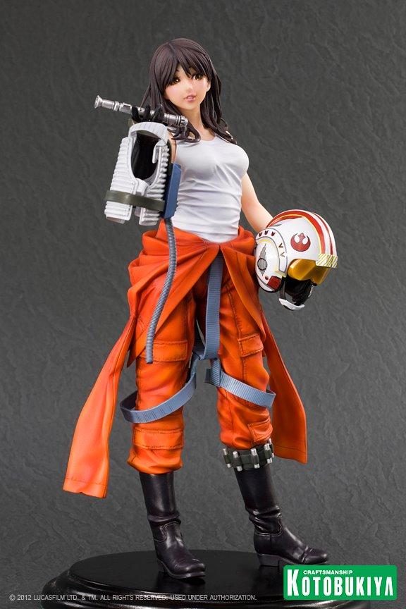 Star Wars Jaina Solo ARTFX Bishoujo Statue - Bishoujo Statues
