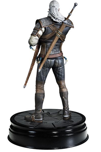 Figura the witcher 3 wild hunt geralt 20 4cm for The witcher juego de mesa