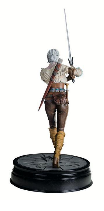 Figura the witcher 3 wild hunt ciri 20 4cm universo for The witcher juego de mesa