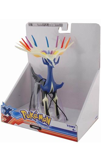 Pokemon Articulated Vinyl Figure Xerneas Funko Universe