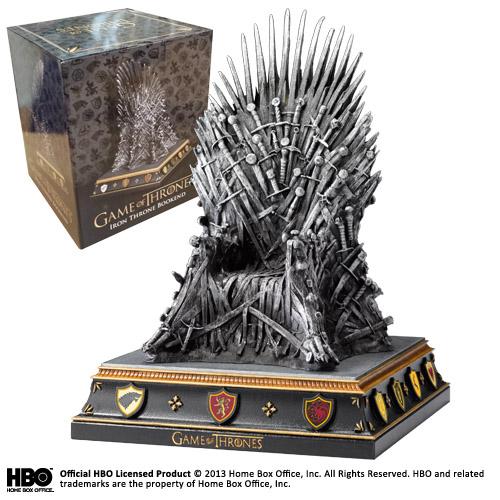 Juego de tronos el trono de hierro 19cm - Trono de hierro ...